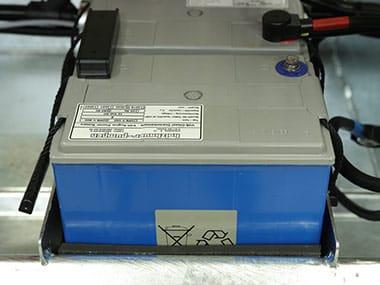 Batterieanlage