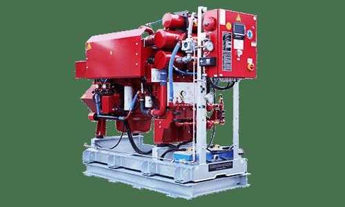 Diesel-Aggregate nach NFPA