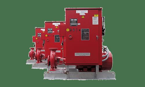 Elektro-Aggregate nach NFPA
