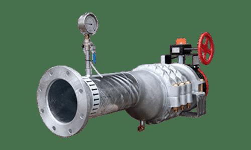 Pumpenanschluss-Baugruppen