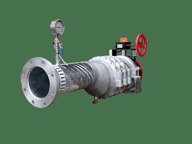 Rohranschlussgruppen Pumpensaugseite